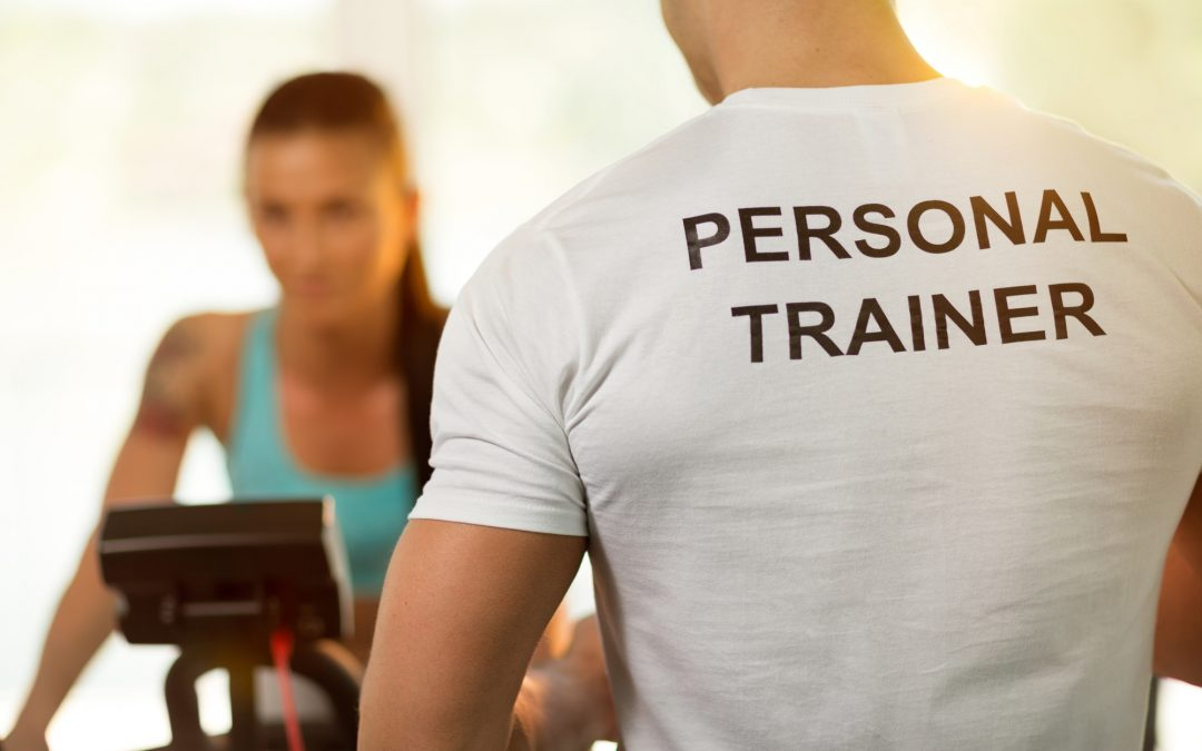 types of personal trainers